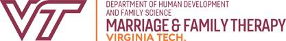 MARRIAGE AND FAMILY THERAPY Logo