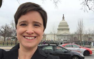 Megan Dolbin-MacNab Testifies On Capital Hill